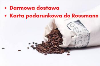 PROMOCJA: 6x Riposso Crema Blend + karta podarunkowa do Rossmann (20 zł)